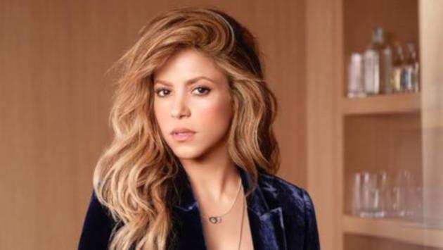 Así disfruta Shakira de sus noches