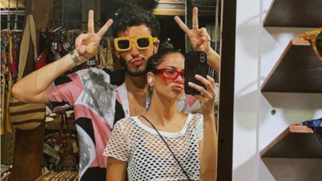 Así disfrutan su amor Sebastián Yatra y Tini Stoessel