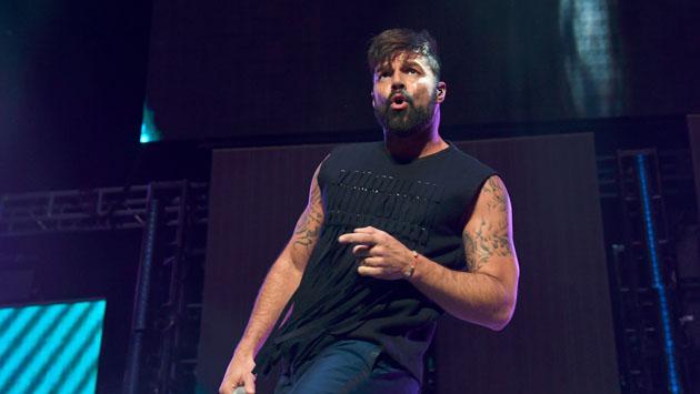 Así esté lejos, Ricky Martin piensa en el Perú