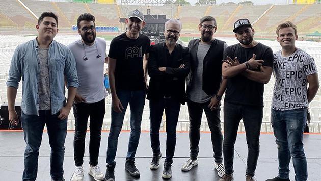 Así fue el concierto de Jesús Adrián Romero en Lima