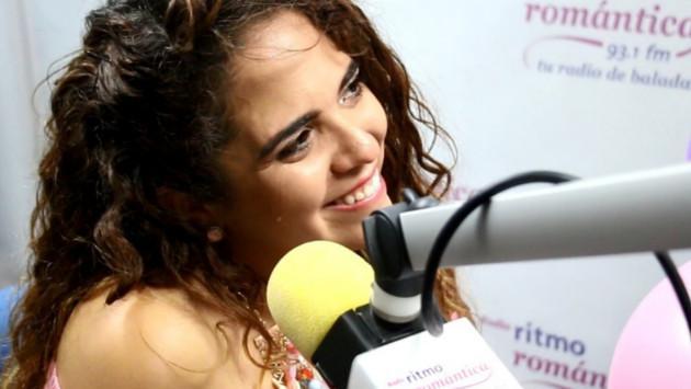 Así fue el debut de 'Cómplice' con Sandra Muente en Ritmo Romántica