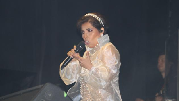 Así fue el gran concierto de Susan Ochoa