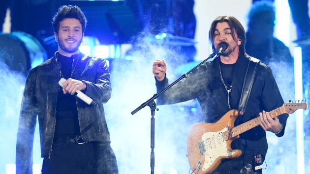 Así fue la presentación de Juanes y Sebastián Yatra  en los Latin Grammy 2019