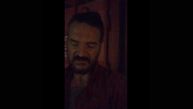 Así se prepara Ricardo Arjona para el lanzamiento de su disco 'Circo soledad'