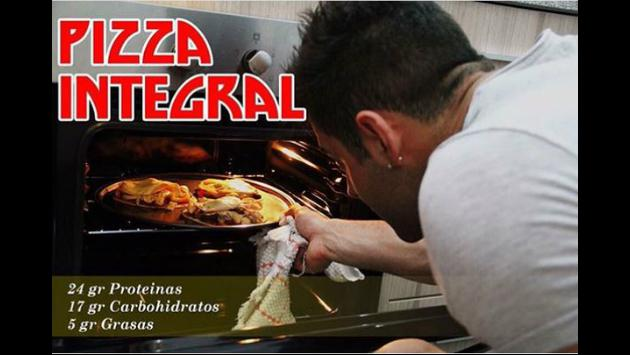 Pizzas integrales, un gustito sano que puedes preparar así de simple [VIDEO]
