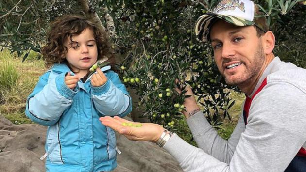 Axel reveló cuales son las estrictas reglas alimenticias que siguen sus hijos