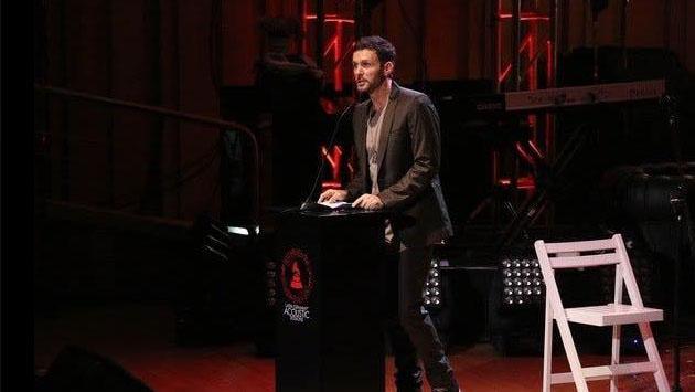 Axel se llevó el galardón por la Canción del Año en los Premios Gardel