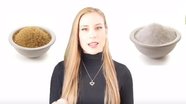 Azúcar blanca o azúcar rubia ¿cuál es mejor?