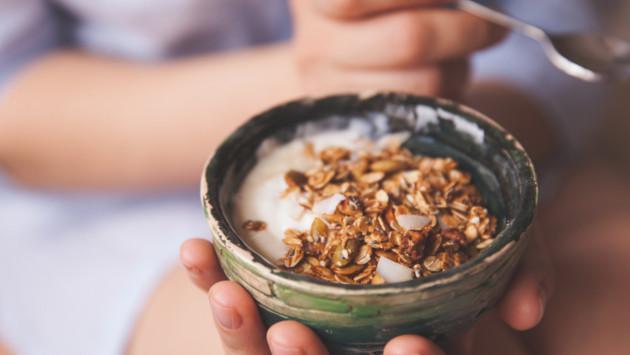Beneficios de consumir granola diariamente