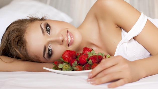 Beneficios de la fresa para nuestra piel