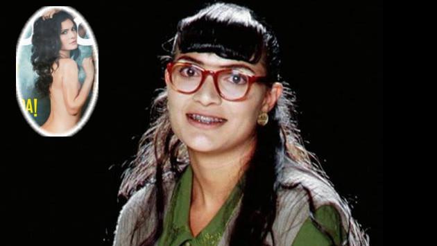 'Betty la fea' se desnudó para la revista Soho Colombia