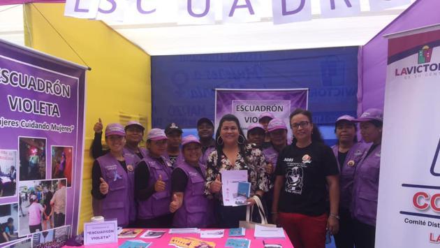 Blanca Ramírez celebró con Ritmo Romántica el Día Internacional de la Mujer