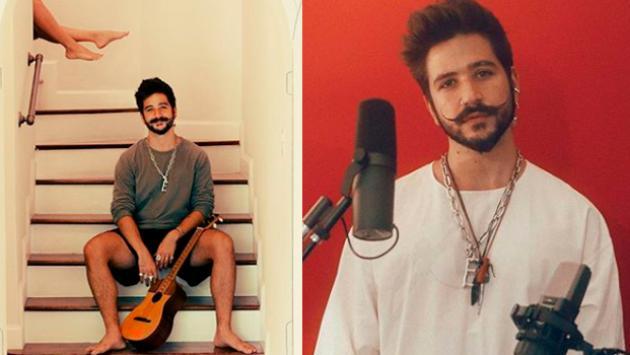 Camilo ofrecerá su primer concierto virtual