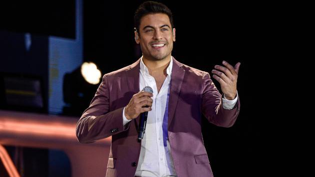 Carlos Rivera se presentará por novena vez en el Auditorio Nacional de México