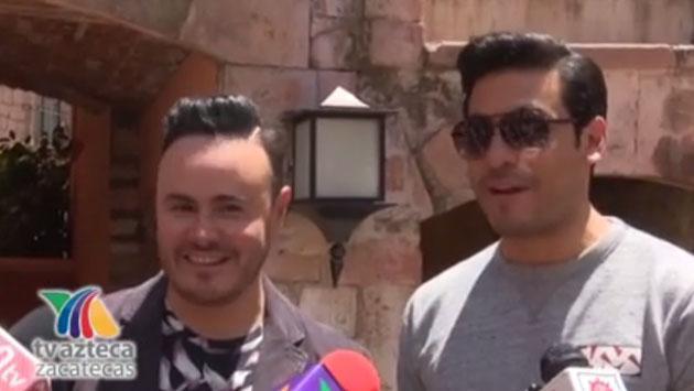 Carlos Rivera y Río Roma graban video oficial de 'Todavía no te olvido'