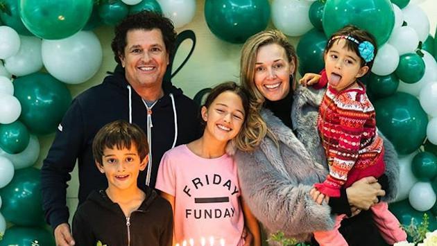 Carlos Vives felicitó a su hija con este tierno mensaje por su cumpleaños