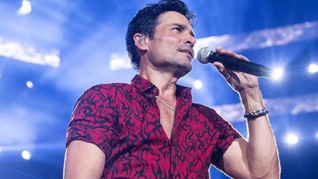 La razón por la que Chayanne pospuso su concierto en El Salvador