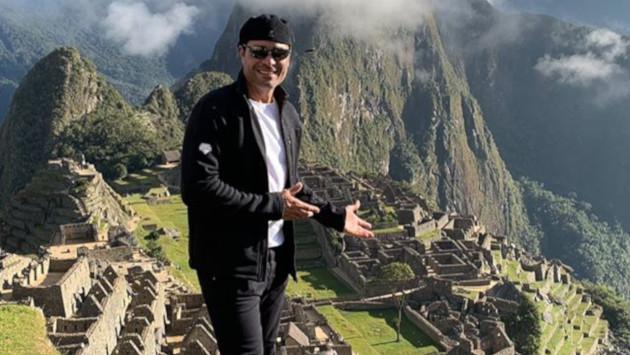 Chayanne será reconocido como 'Embajador de Turismo en el Perú'
