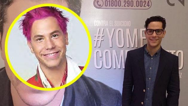 Christian Chávez de RBD se sincera sobre problemas que casi lo llevan al suicidio