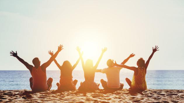 Científicos aseguran que estar cerca del mar, nos hace más felices