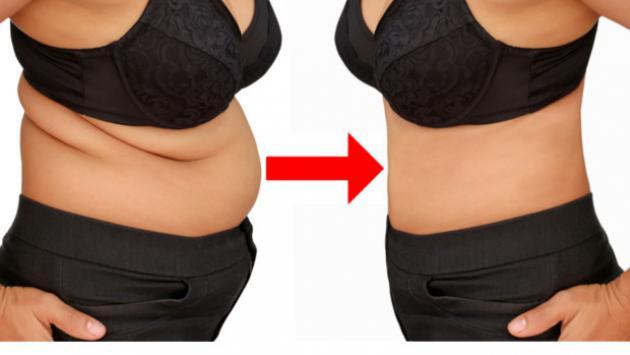 Cinco tips para bajar la barriga