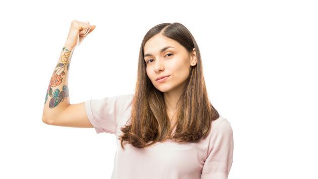 ¿Cómo enfrentan el miedo las mujeres fuertes?
