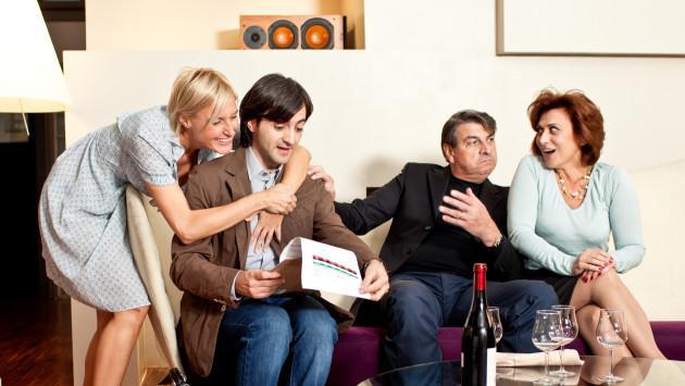 Cómo llevarte bien con la familia de tu pareja