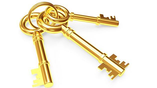 ¿Cómo usar las llaves para atraer el dinero, salud y amor?