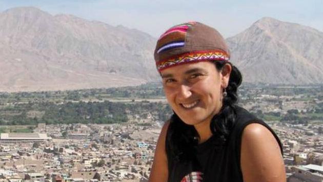 Conductora de programa de televisión, Sonaly Tuesta, está grave de salud
