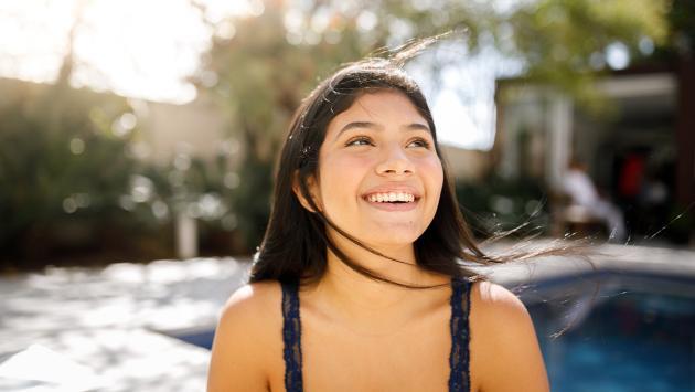 ¡Confirmado! Sonreír nos hace ver más jóvenes y flacas