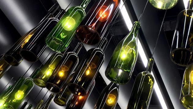 Conoce cómo hacer lámparas con botellas recicladas