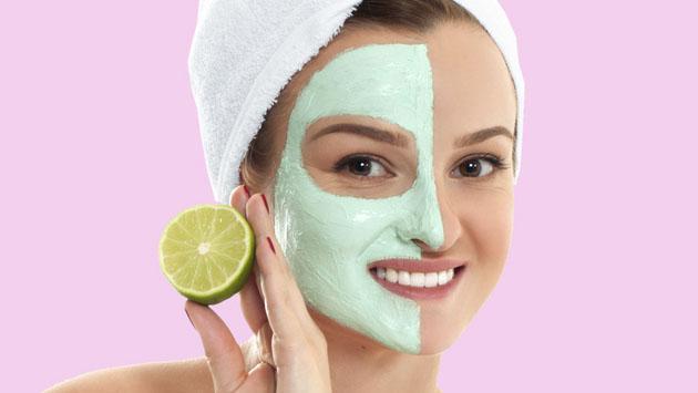 Conoce cómo limpiar tu rostro con limón