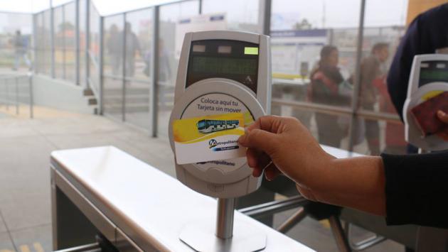 ¡Conoce los beneficios de sacar una tarjeta personalizada del Metropolitano!