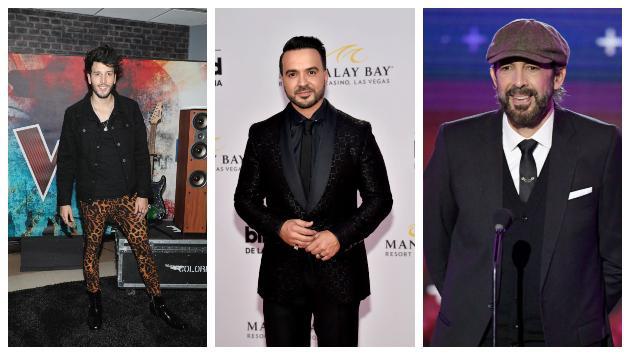 ¡Conoce la lista de artistas nominados a los Latin American Music Awards 2019!