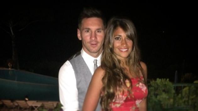 Conoce la romántica historia de amor de Lionel Messi y Antonella Rocuzzo