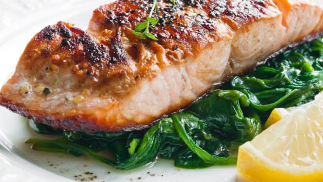¿Conoces los beneficios de comer salmón?