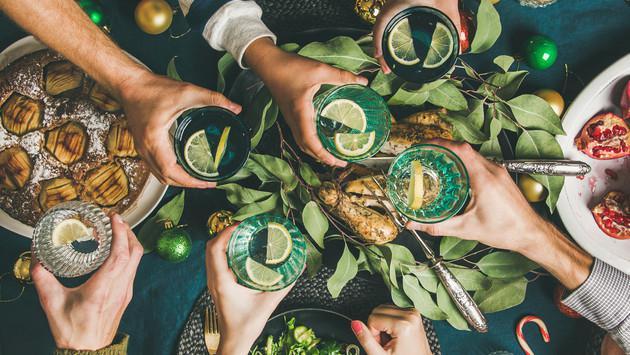 Consejos para recibir el Año Nuevo de manera saludable