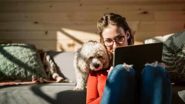 Coronavirus: ¿cómo nos ayudan las mascotas a controlar la ansiedad durante la cuarentena?