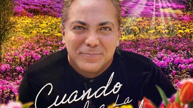 """Cristian Castro  entrega un conmovedor canto de esperanza con """"CUANDO VUELVA LA VIDA"""""""