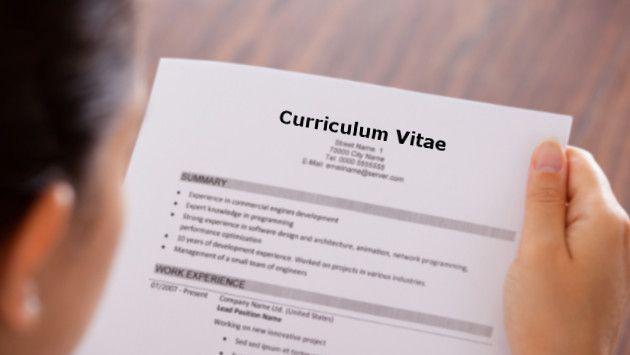¿Qué palabras le restan fuerza a tu currículum vitae?