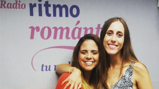 Daniela Camaiora fue 'Cómplice' por un día de Sandra Muente