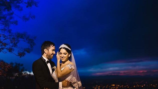 Pablo Hurtado de Camila celebra tres años de matrimonio