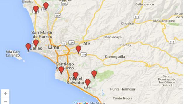 Descubre si tu distrito es vulnerable a un terremoto