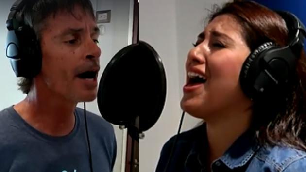 Nicole Pillman y Jean Paul Strauss unen sus voces en 'Levántate Perú' por los damnificados de lluvias