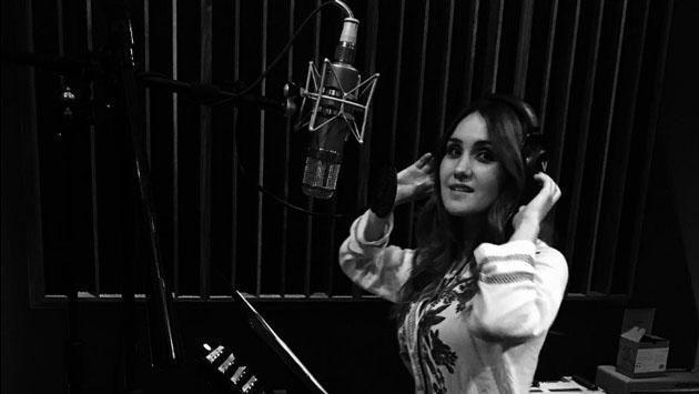 ¡Dulce María de RBD prepara nueva canción!