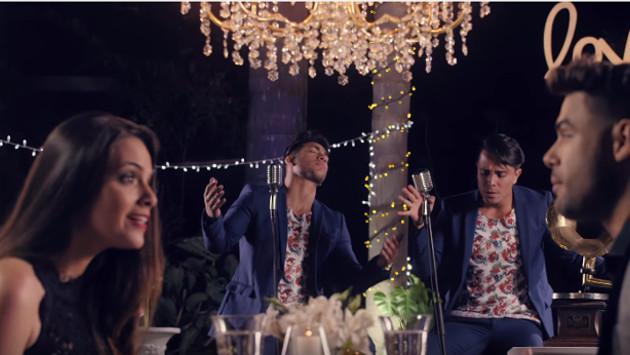 Dúo Idéntico estrena videoclip con Tracy Freundt como protagonista