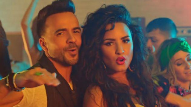 'Échame la culpa' de Luis Fonsi y Demi Lovato nominado a los MTV VMAs 2018