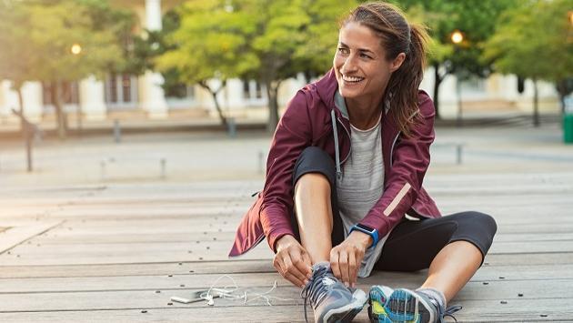 Hacer ejercicio reduce el riesgo de muerte