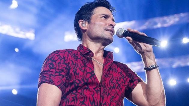 Chayanne agradeció a México tras 5 días de conciertos