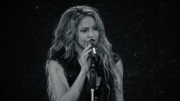 El detalle de una fan que enamoró a Shakira